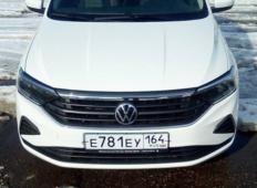 Аренда Volkswagen Polo 2020 в Саратове