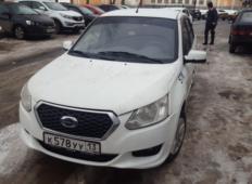 Аренда Datsun on-DO 2016 в Саранске