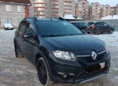Аренда Renault Sandero 2018 в Кирове