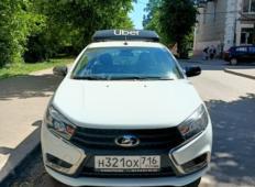 Аренда LADA (ВАЗ) Vesta 2020 в Казани