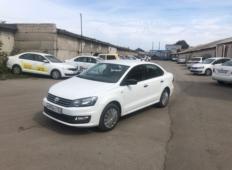 Аренда Volkswagen Polo 2020 в Барнауле