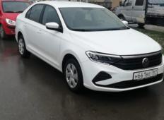 Аренда Volkswagen Polo 2021 в Ростове-на-Дону