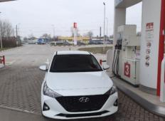 Аренда Hyundai Solaris 2021 в Ростове-на-Дону