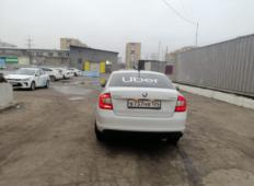 Аренда Skoda Rapid 2015 в Красноярске