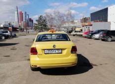 Аренда Volkswagen Polo 2017 в Красноярске