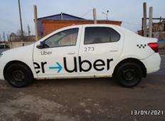 Аренда Renault Logan 2018 в Сыктывкаре