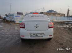 Аренда Renault Logan 2017 в Сыктывкаре