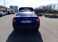 Аренда Skoda Octavia 2019 в Санкт-Петербурге