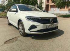 Аренда Volkswagen Polo 2021 в Омске