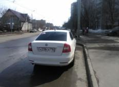 Аренда Skoda Octavia 2012 в Казани