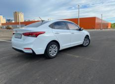 Аренда Hyundai Solaris 2017 в Омске