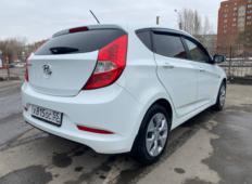 Аренда Hyundai Solaris 2016 в Омске