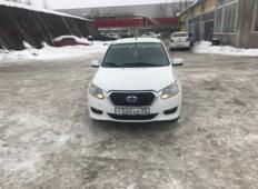 Аренда Datsun on-DO 2017 в Омске