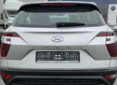 Аренда Hyundai Creta 2021 в Новосибирске