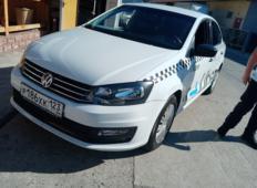 Аренда Volkswagen Polo 2019 в Сочи