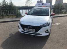 Аренда Hyundai Solaris 2021 в Нижнем Новгороде