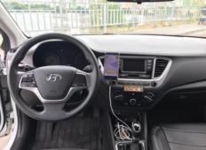 Аренда Hyundai Solaris 2020 в Нижнем Новгороде
