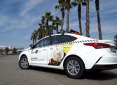 Аренда Hyundai Solaris 2020 в Адлере