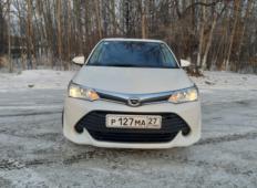 Аренда Toyota Corolla 2017 в Хабаровске