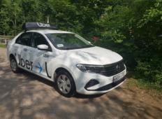 Аренда Volkswagen Polo 2020 в Воронеже