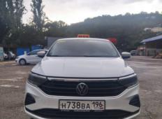 Аренда Volkswagen Polo 2021 в Сочи