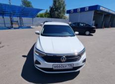Аренда Volkswagen Polo 2021 в Воронеже