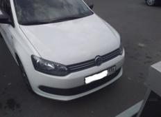 Аренда Volkswagen Polo 2013 в Воронеже