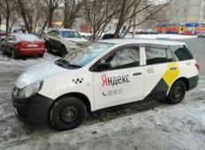 Аренда Nissan AD 2010 в Красноярске