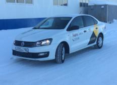 Аренда Volkswagen Polo 2020 в Нижневартовске
