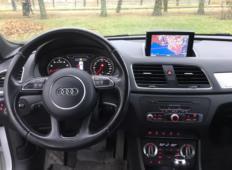 Аренда Audi Q3 2012 в Санкт-Петербурге
