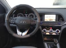 Аренда Hyundai Elantra 2019 в Санкт-Петербурге
