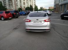 Аренда Ford Mondeo 2018 в Санкт-Петербурге