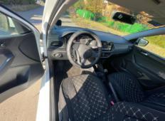 Аренда Volkswagen Polo 2020 в Омске
