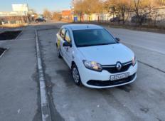 Аренда Renault Logan 2017 в Новочеркасске