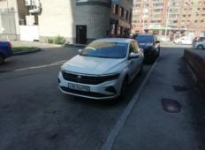 Аренда Volkswagen Polo 2021 в Уфе