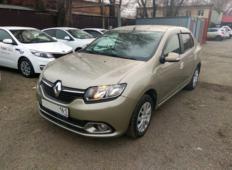 Аренда Renault Logan 2016 в Ростове-на-Дону