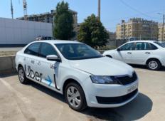 Аренда Skoda Rapid 2018 в Волгограде