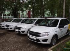 Аренда LADA (ВАЗ) Granta 2018 в Волгограде
