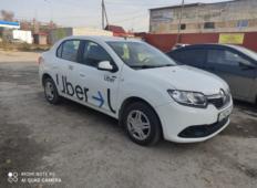 Аренда Renault Logan 2018 в Томске