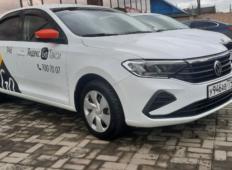 Аренда Volkswagen Polo 2021 в Челябинске