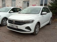 Аренда Volkswagen Polo 2021 в Ижевске