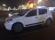 Аренда Renault Sandero 2015 в Смоленске
