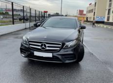 Аренда Mercedes-Benz E-klasse 2020 в Санкт-Петербурге