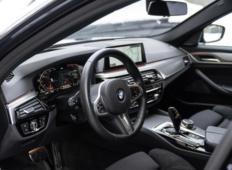 Аренда BMW 5er 2020 в Санкт-Петербурге