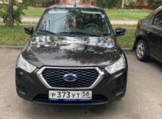 Аренда Datsun on-DO 2019 в Пензе