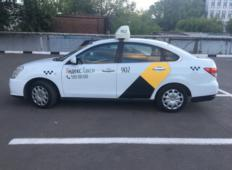 Аренда Nissan Almera 2018 в Казани