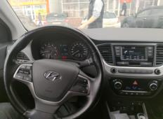 Аренда Hyundai Solaris 2019 в Сургуте