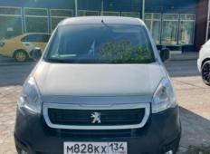 Аренда Peugeot Partner 2021 в Воронеже
