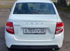 Аренда LADA (ВАЗ) Granta 2020 в Пскове