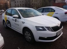 Аренда Skoda Octavia 2020 в Санкт-Петербурге